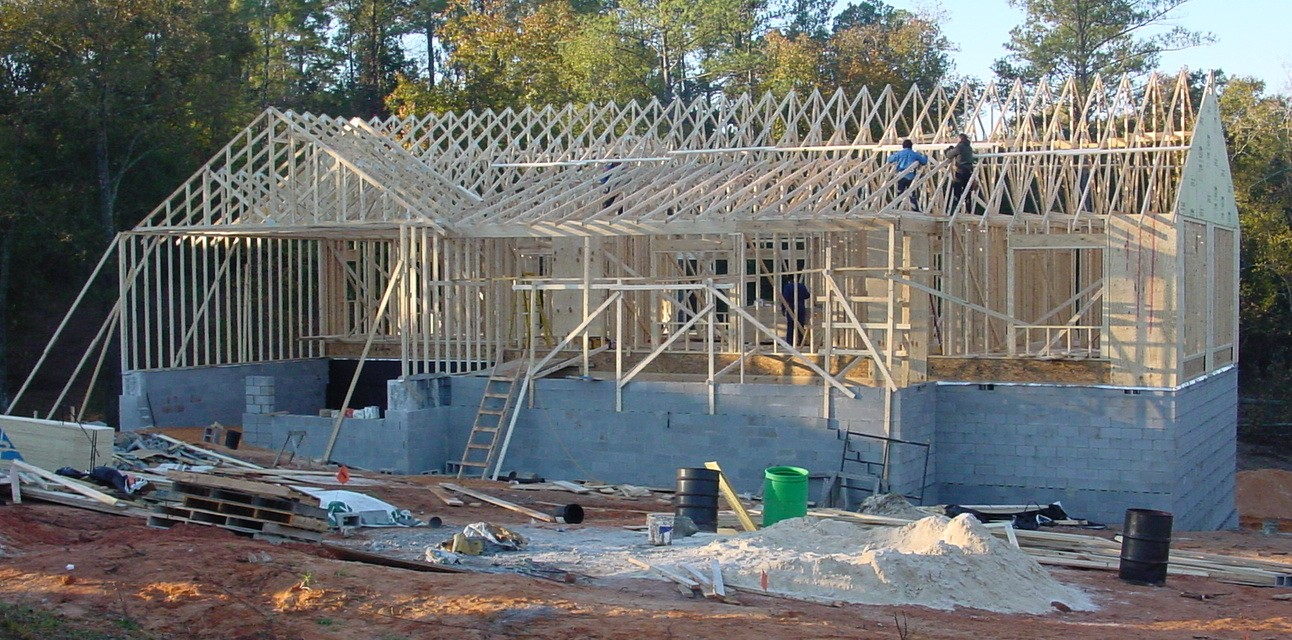 New Construction in Macon and Warner Robins